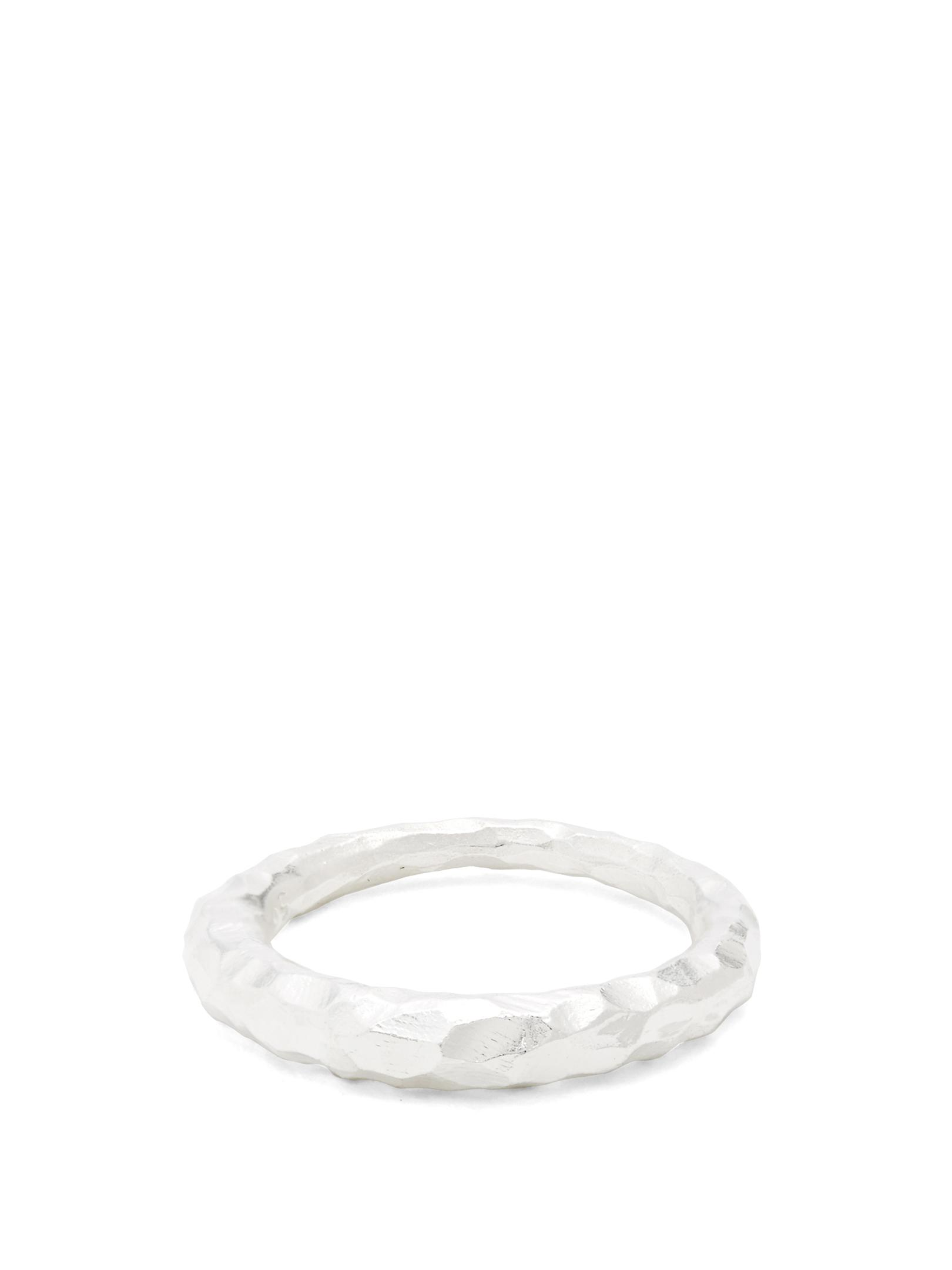 Silver Triangle Ring All_Blues mzjmbK