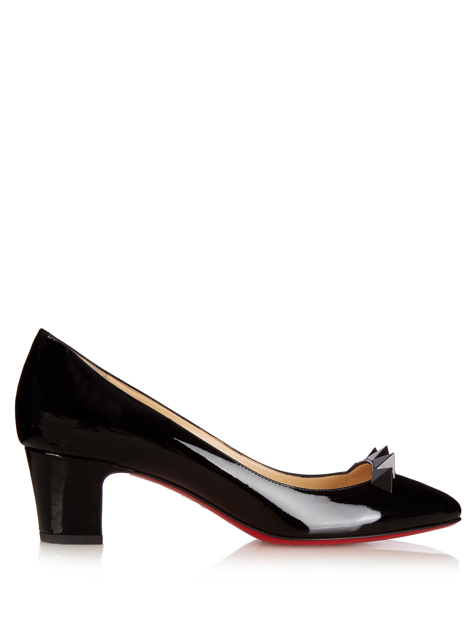 christian louboutin 45mm black