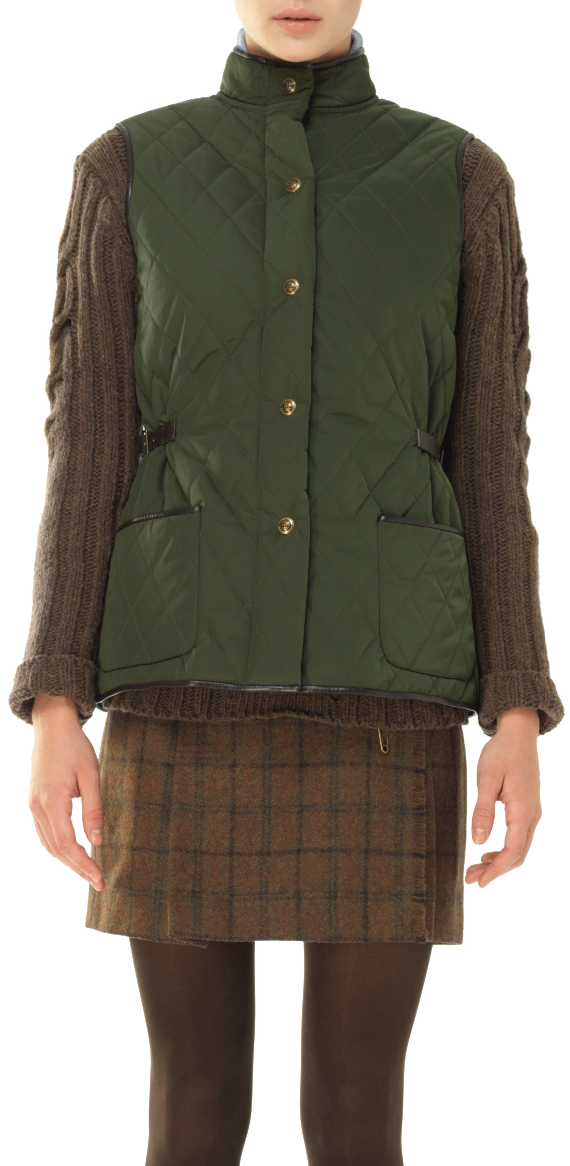 Free shipping and returns on Women's Green Vests at dolcehouse.ml