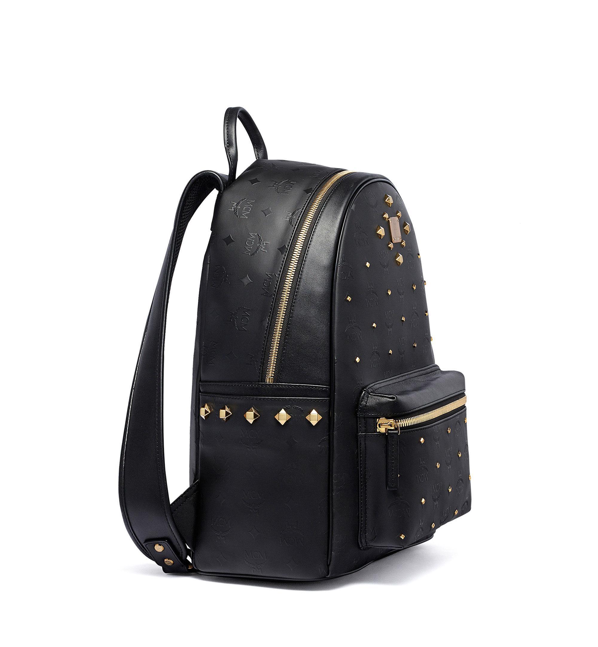 1136cca98006c MCM Stark Odeon Backpack in Black - Lyst