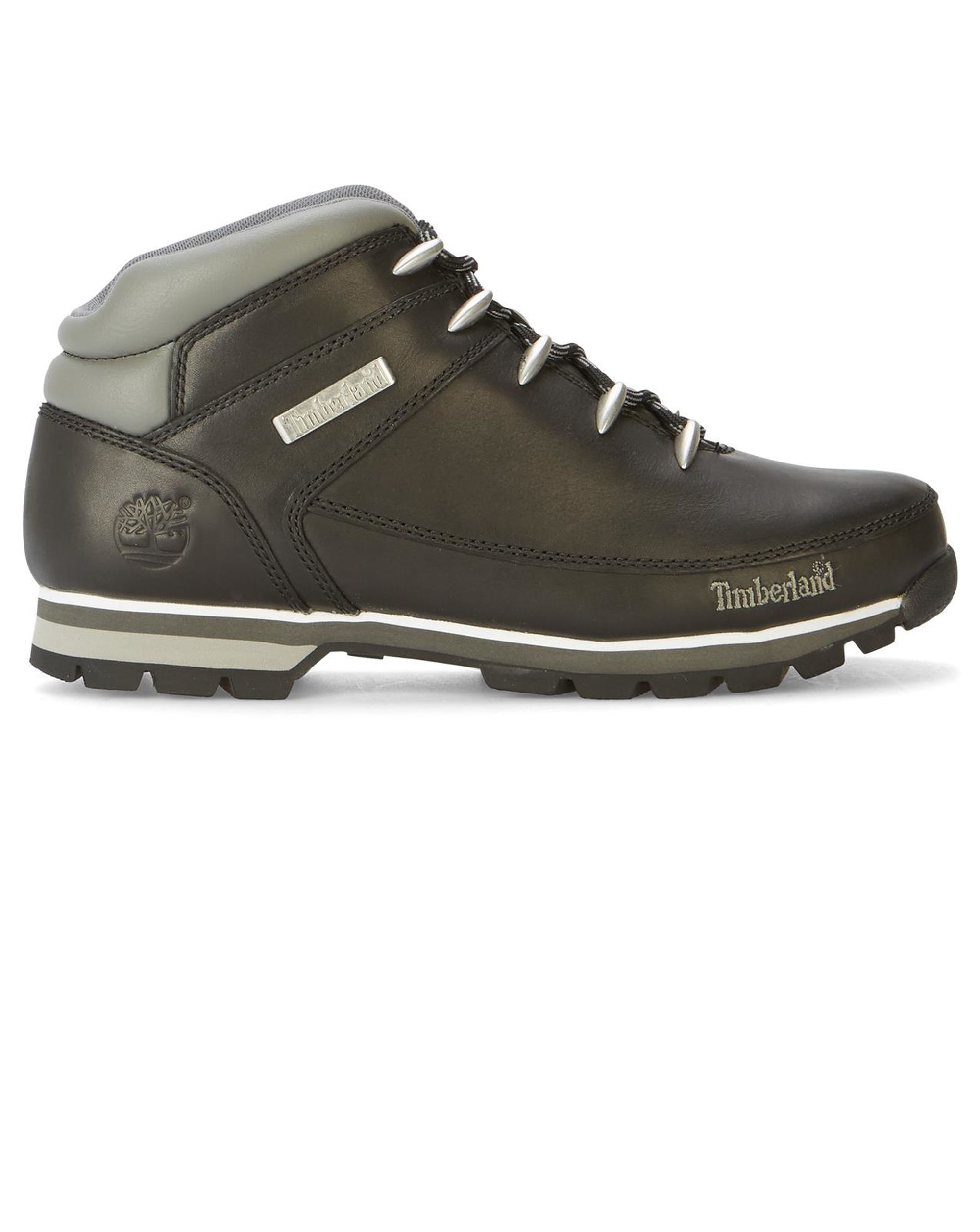 Simple  Men39s Heritage Euro Hiker 95100 Leather LaceUp Boot Brown  EBay