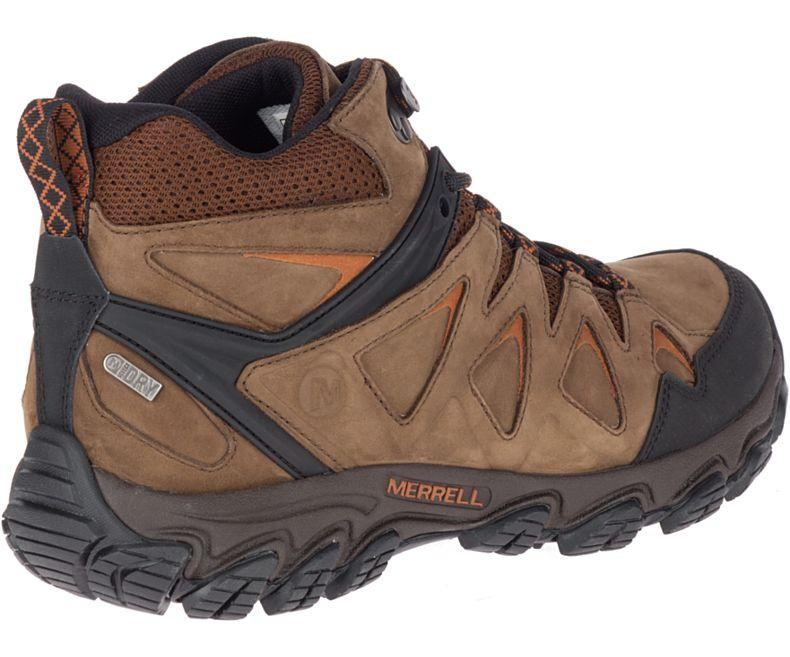 Merrell Leather Pulsate 2 Mid Ltr