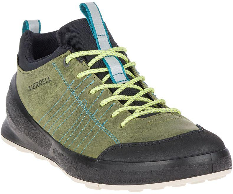 Merrell Leather Ascent Ride Gore-tex