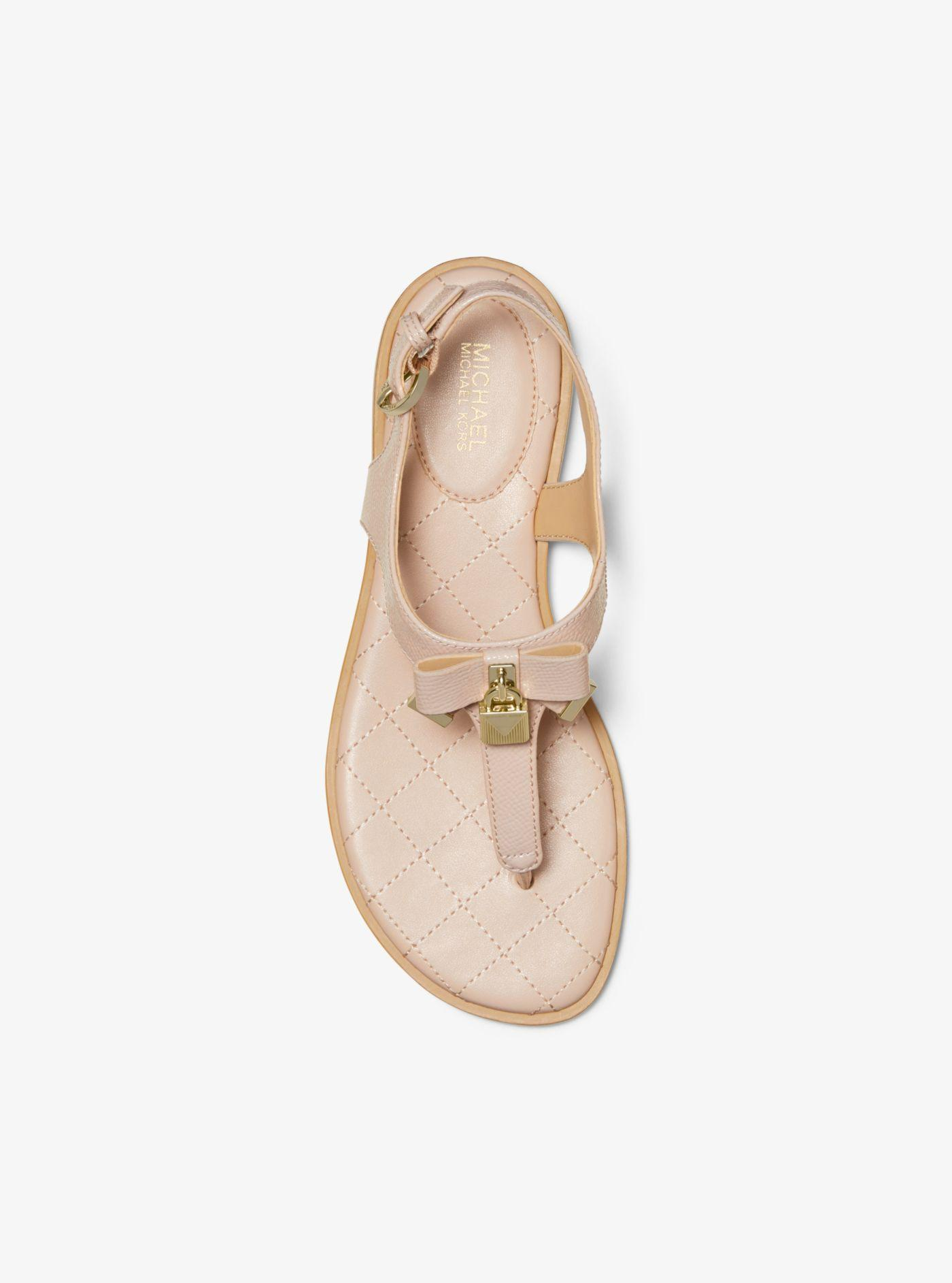 Michael Kors Alice Patent Leather
