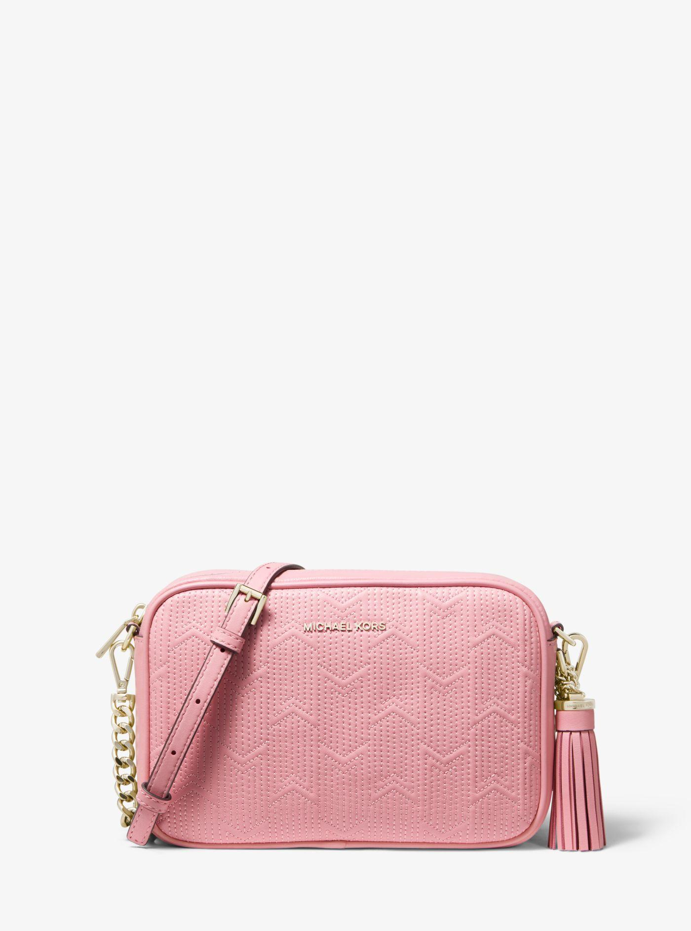 Mon Coach Deco ginny medium deco quilted leather crossbody bag