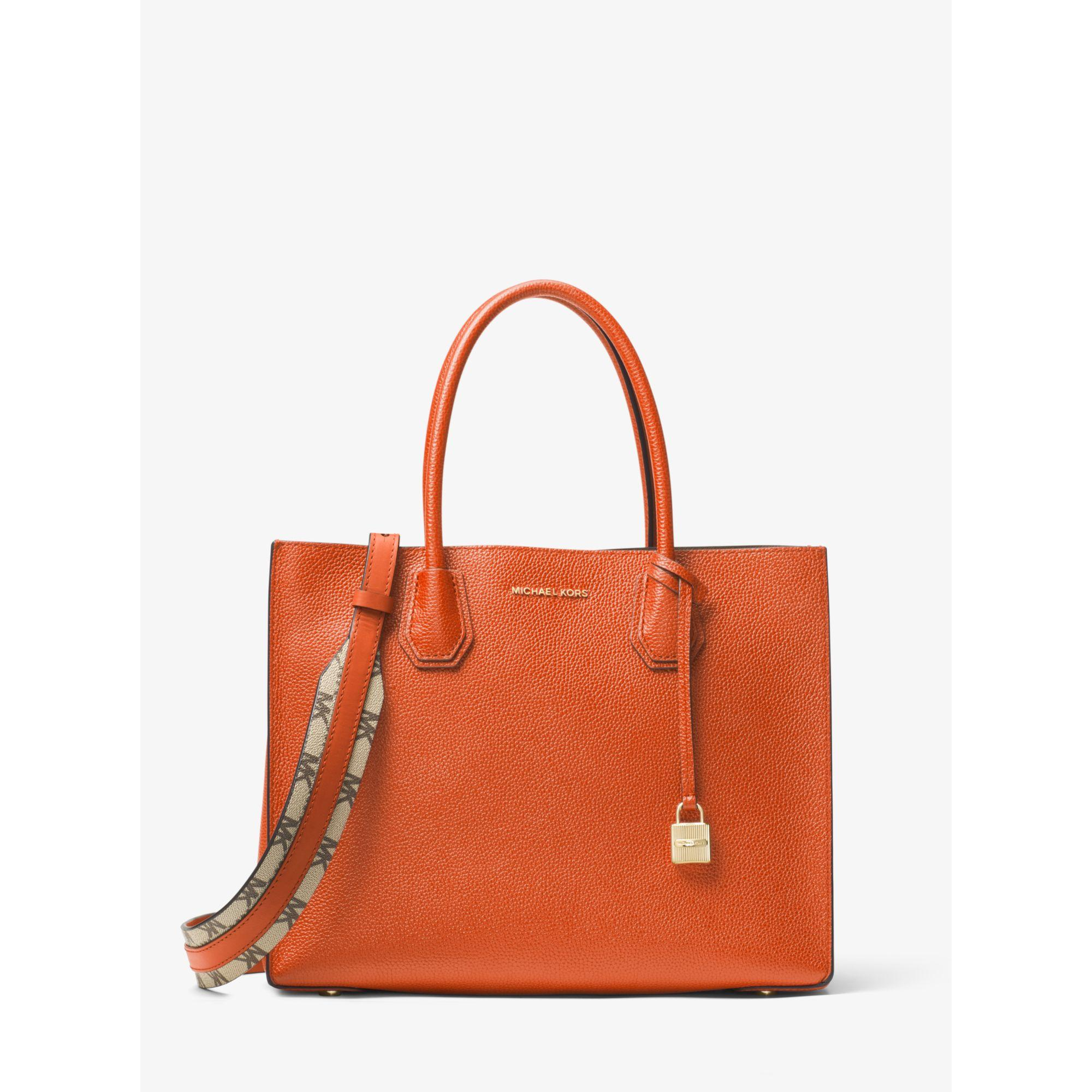 252b70bfe4e0f4 Michael Kors Studded Leather Handbag Strap   Stanford Center for ...