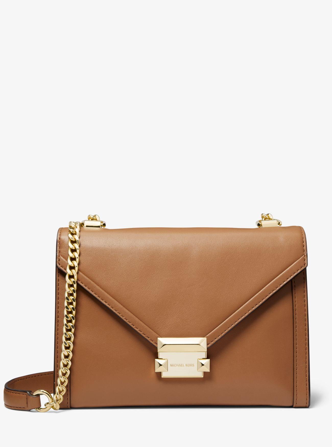Michael Michael Kors Whitney Large Leather Convertible