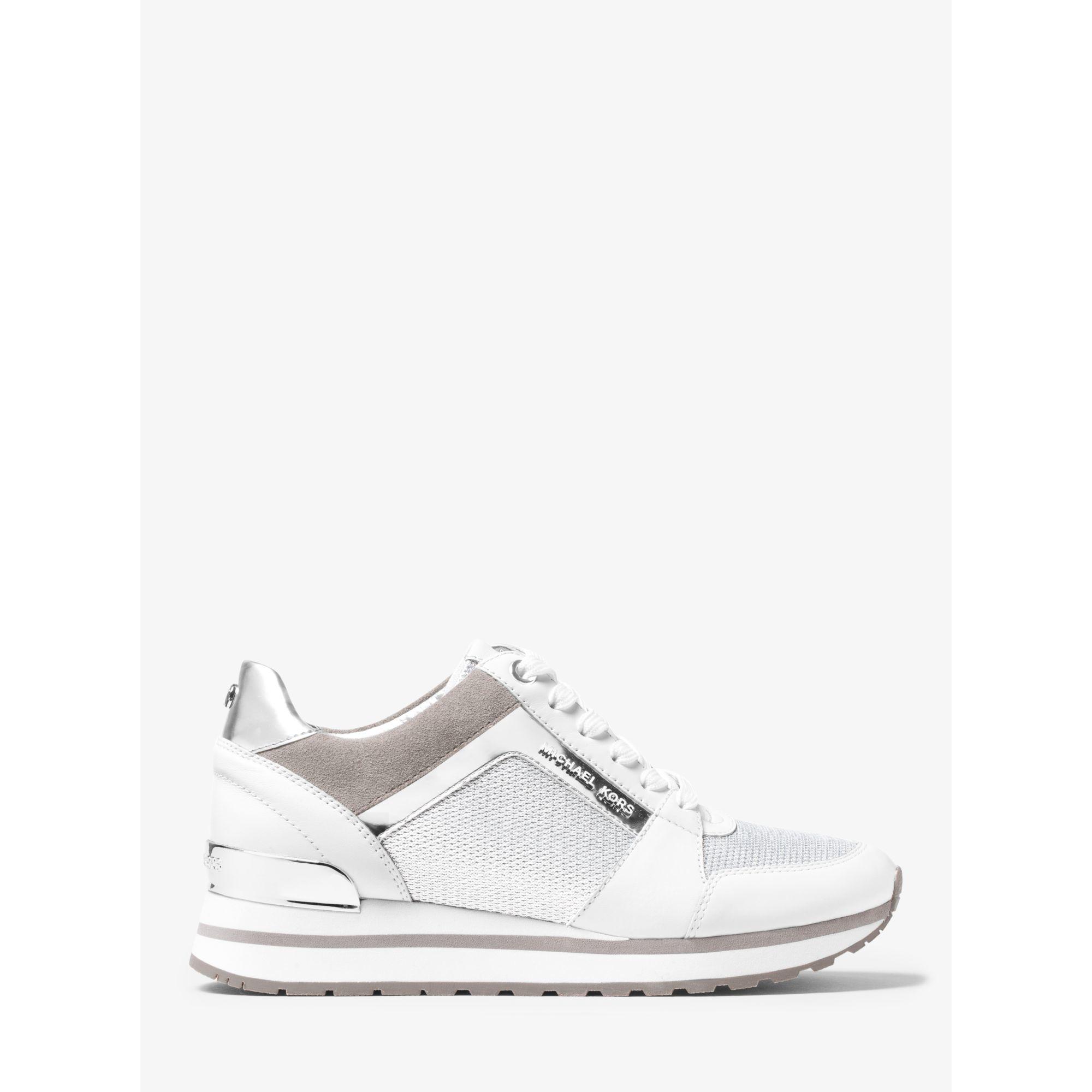 michael kors mesh sneakers