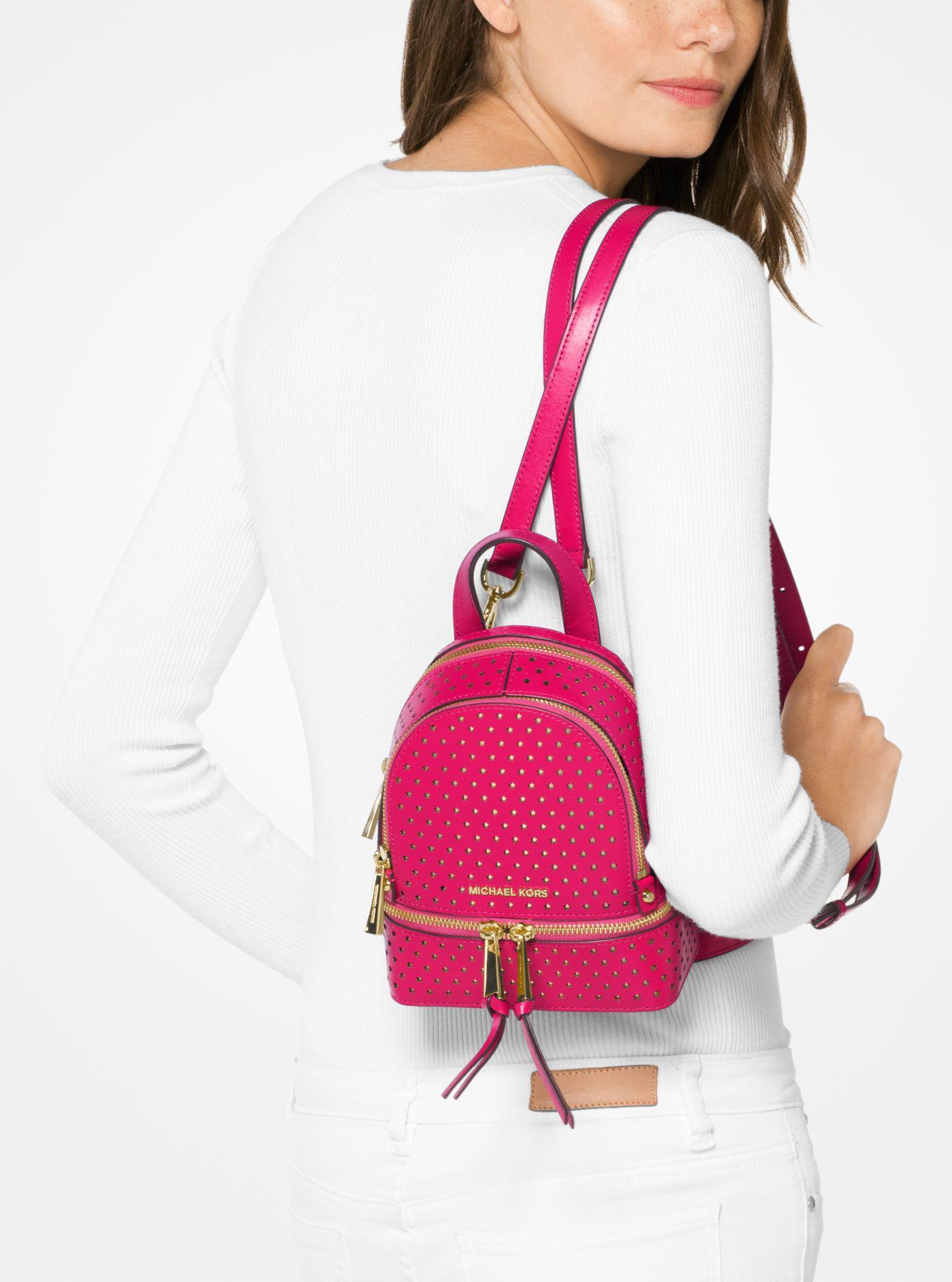 697e3fd036e0 Gallery. Women s Mini Backpack Women s Michael By Michael Kors Rhea Women s  Sequin Bags ...