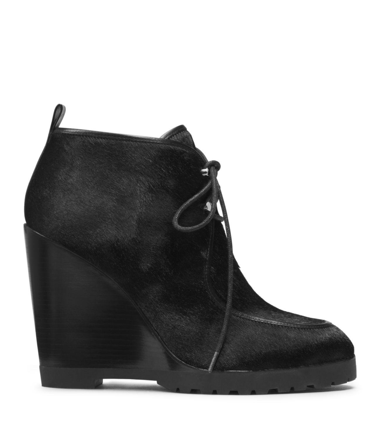 Michael Kors Beth Ankle Boot in Black