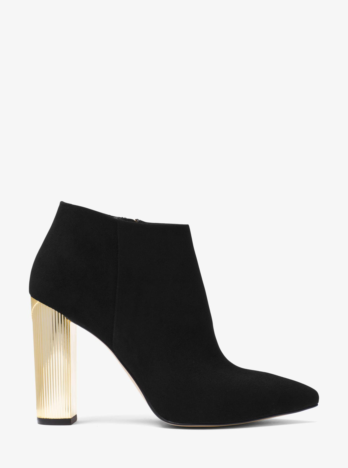 Michael Kors Paloma Suede Bootie in