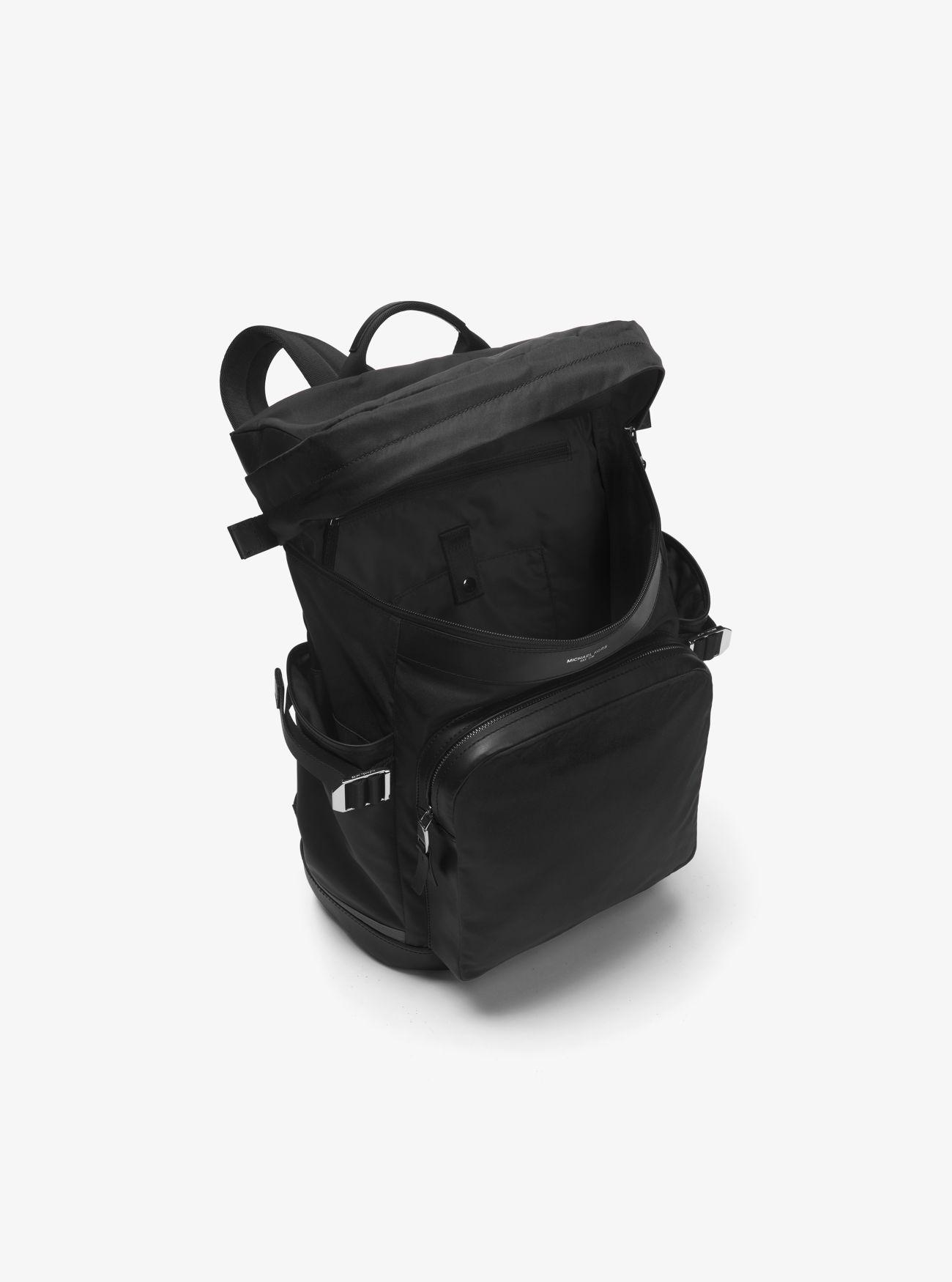 Michael Kors Synthetic Kent Nylon Cycling Backpack in Black for Men