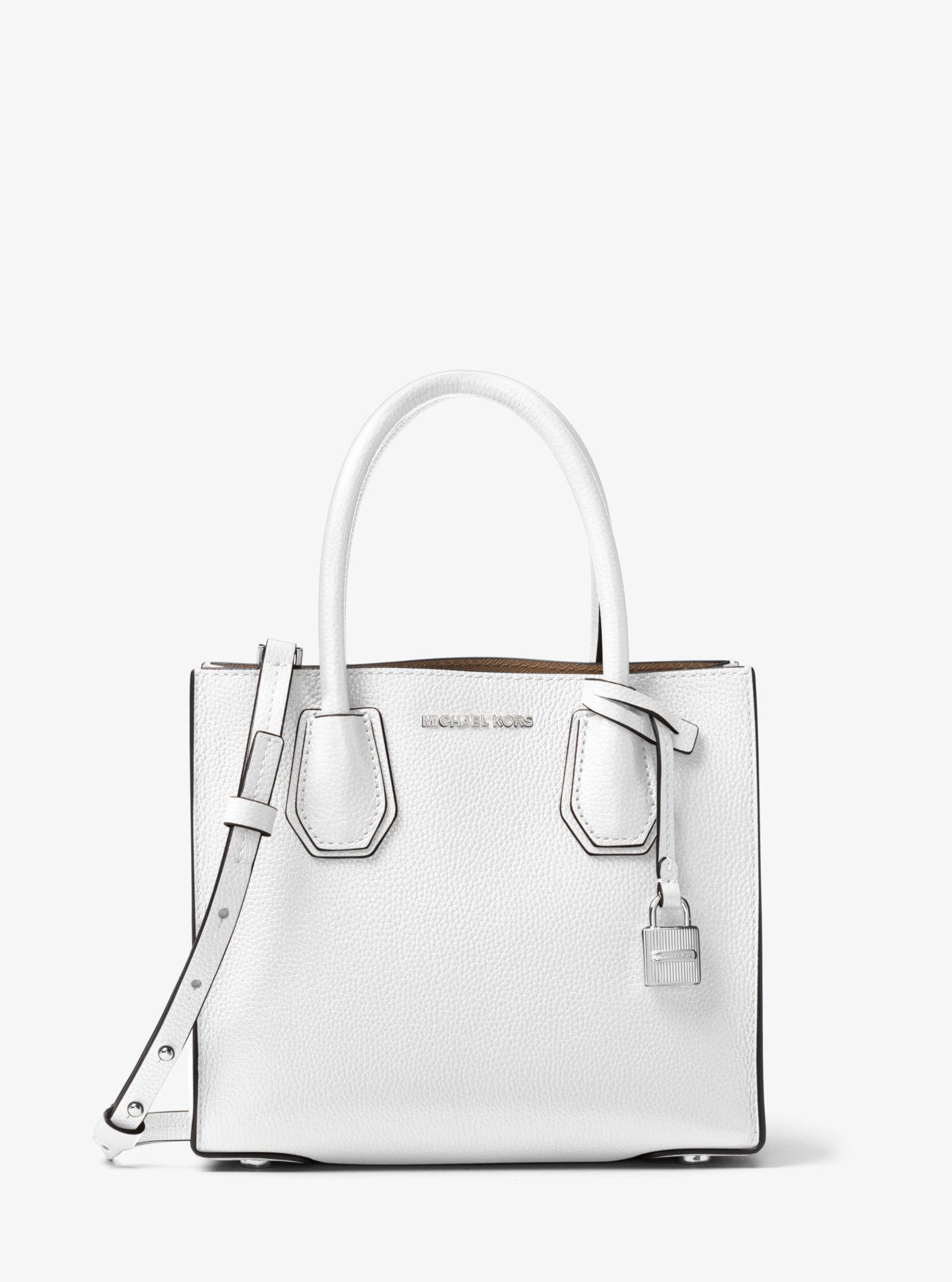 7d7e2ecd706b ... large convertible tote sku8902714 7df91 ed1cb  coupon code for lyst  michael kors michael mercer medium bonded leather crossbody cdac5 8915d