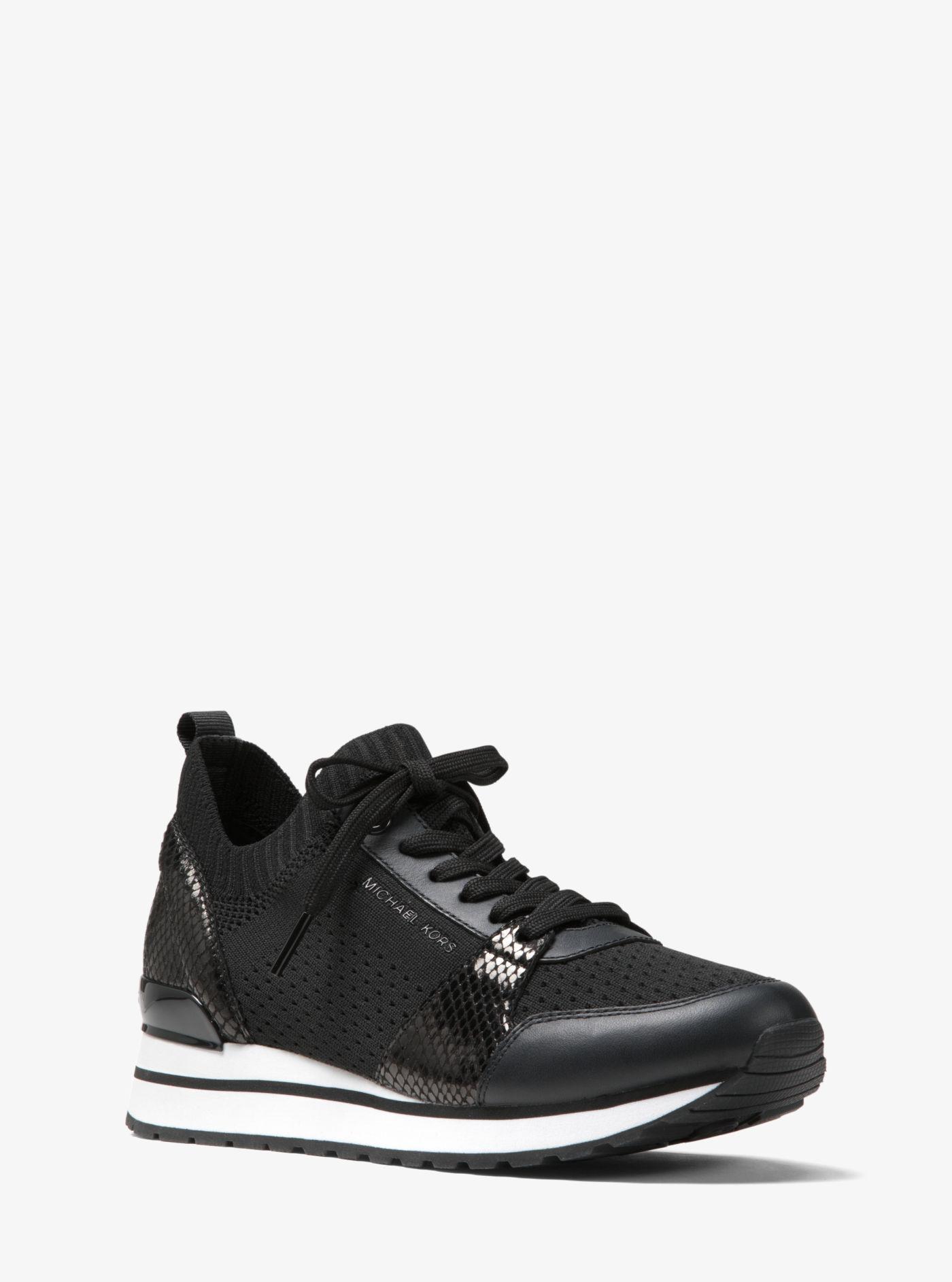 michael kors sneakers billie trainer