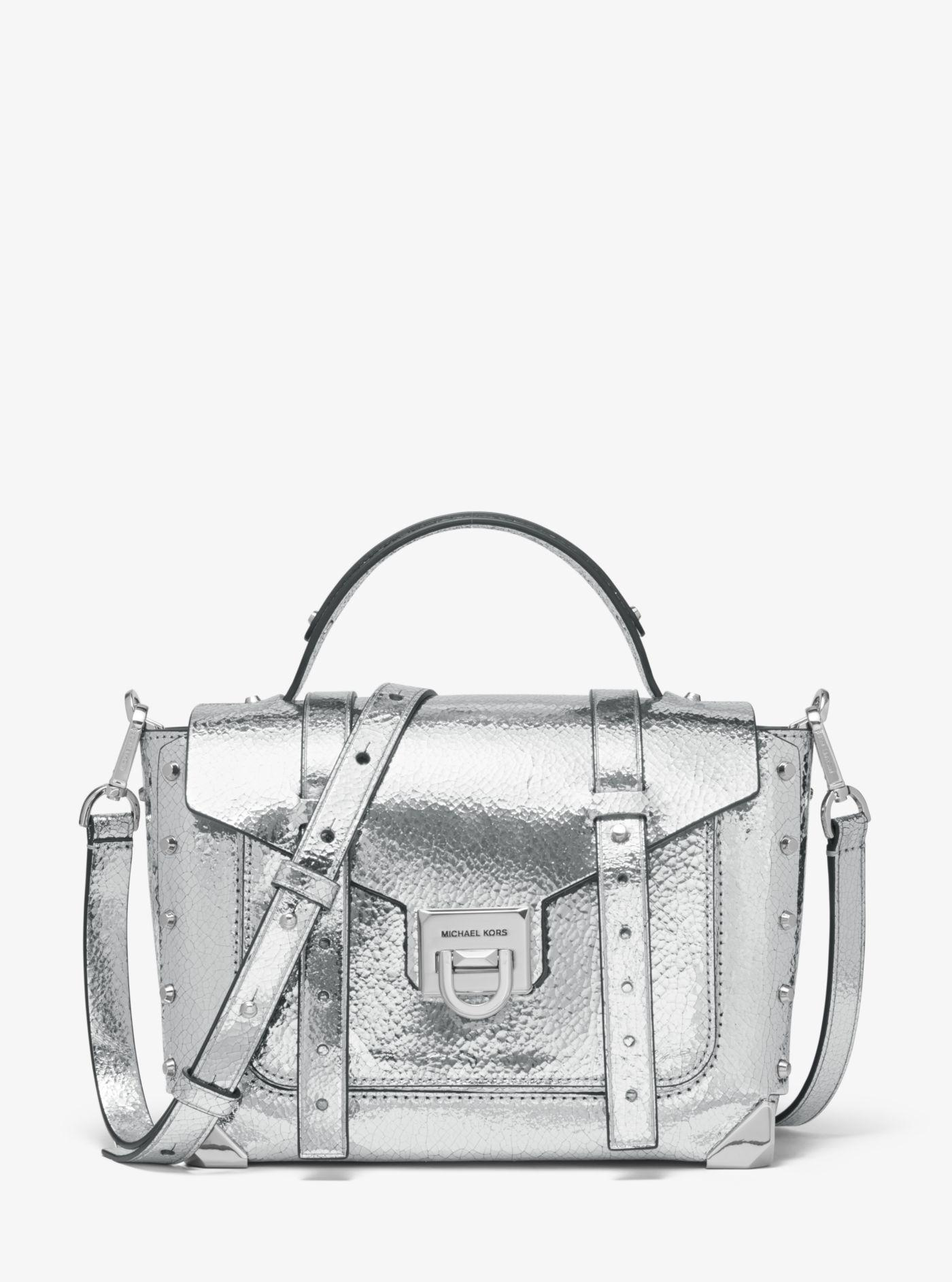 Manhattan Medium Top-handle School Satchel Bag
