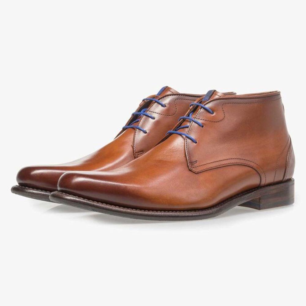Floris Van Bommel Shoes 10634/09 in het Bruin voor heren