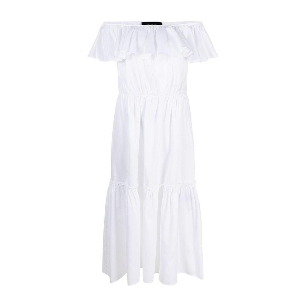 FEDERICA TOSI Poplin Dress in Weiß   Lyst