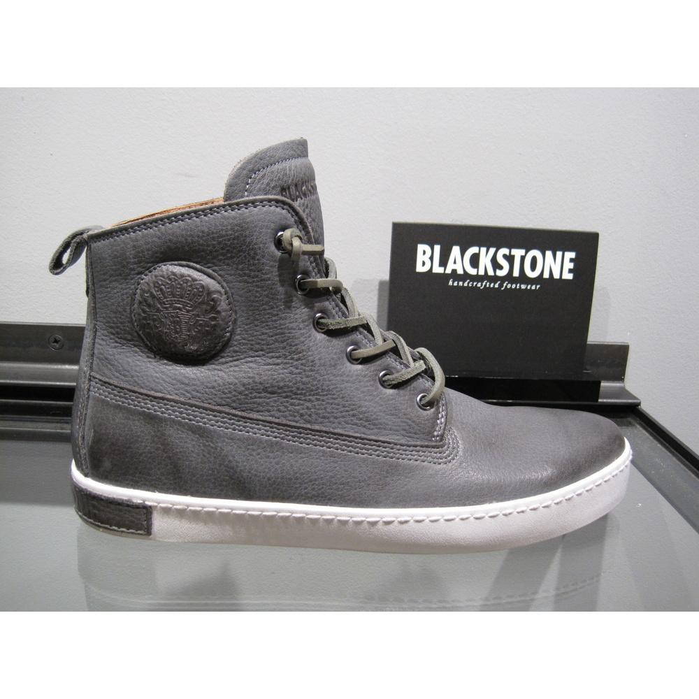 Blackstone Schoen (40 T/m 45) 192bla02 in het Grijs voor heren