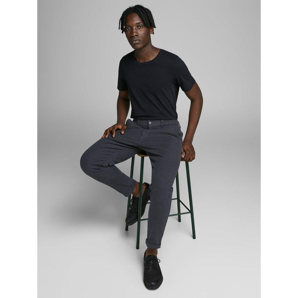 Jack & Jones Denim Chino Ace Charles Akm 772 in het Grijs voor heren