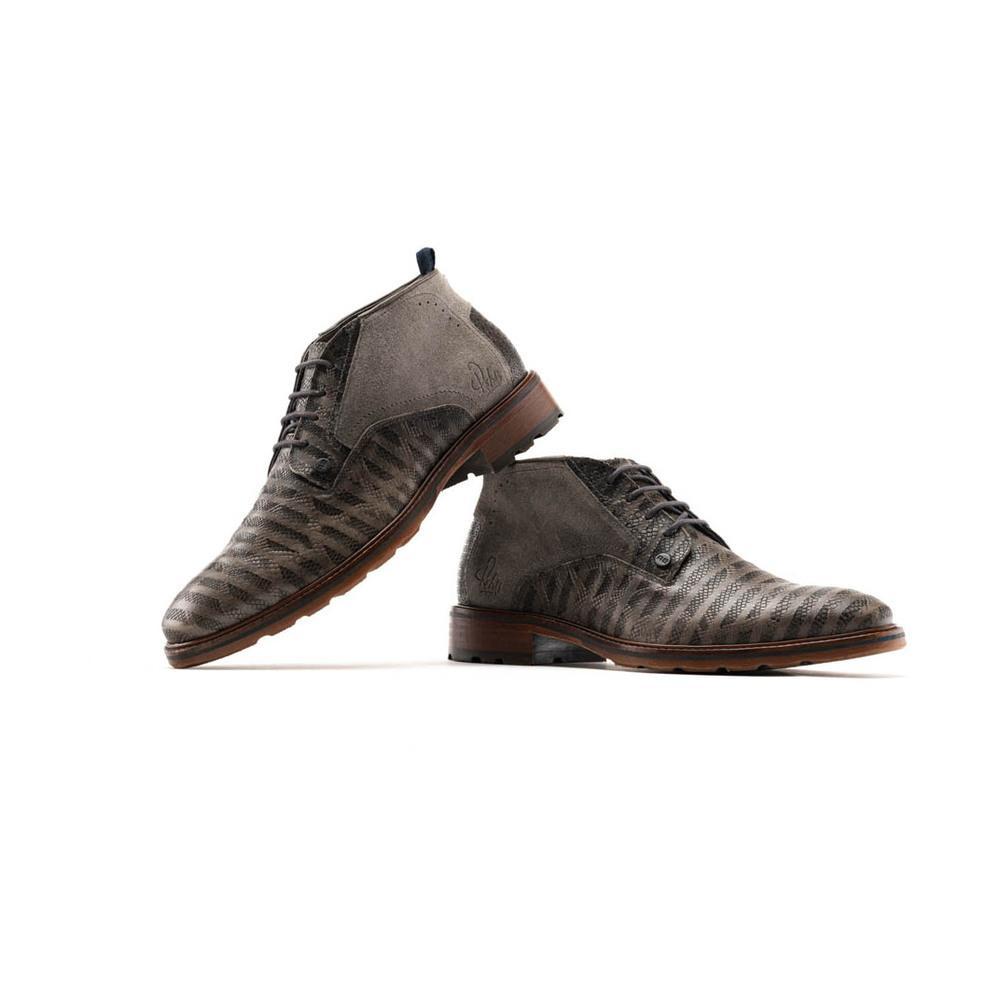 Rehab Shoes 1942 260206 in het Grijs voor heren