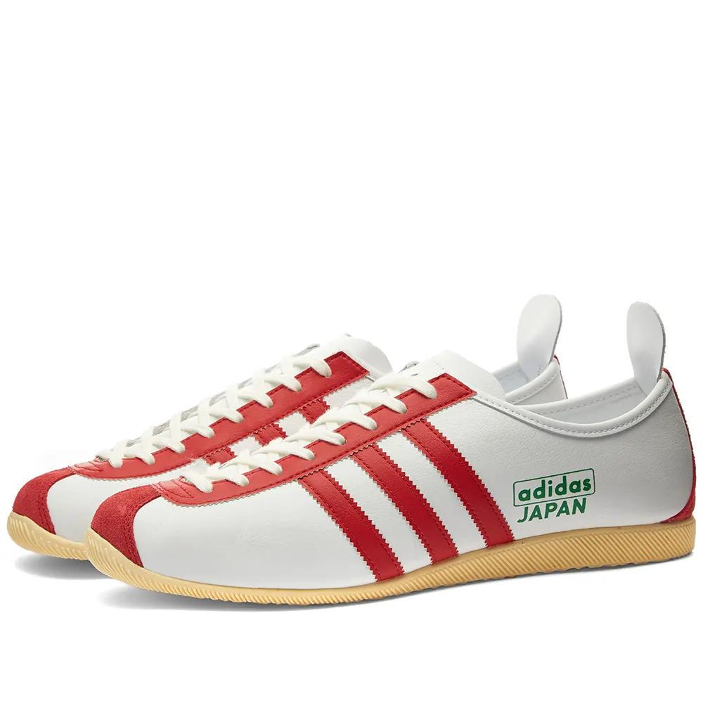 Japan Shoes Cloud White, Power Red & Green adidas pour homme - Lyst