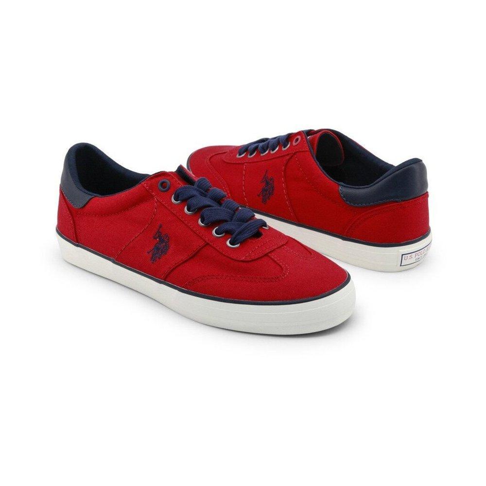 U.S. POLO ASSN. Sneakers in het Rood voor heren