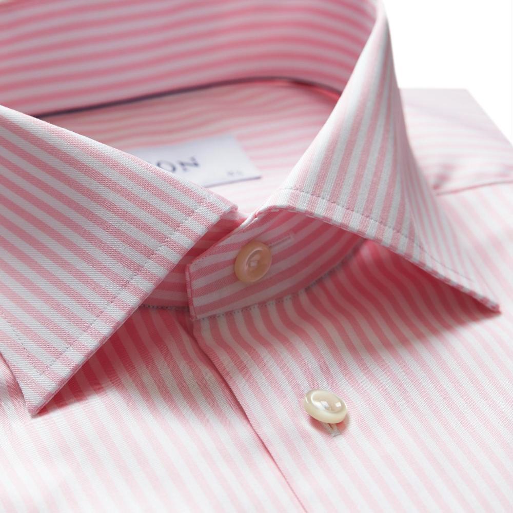 Eton of Sweden Contemporary Fit Overhemd in het Roze voor heren