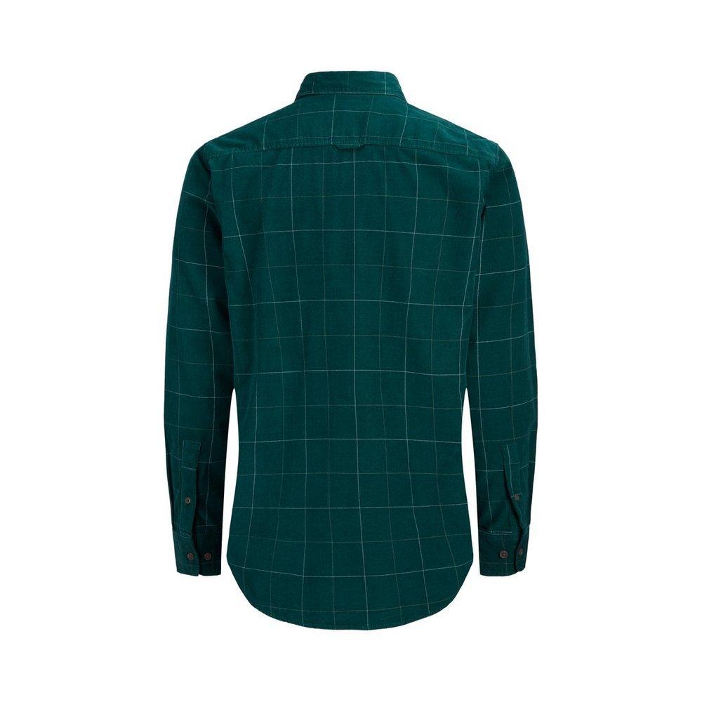 Jack & Jones Overhemd Corduroy in het Groen voor heren