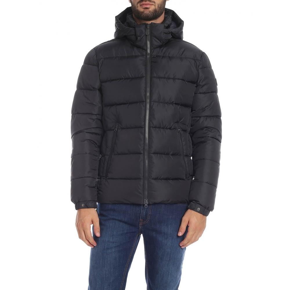 Save The Duck Jacket Padded D3556m Mega9 1177 in het Grijs voor heren