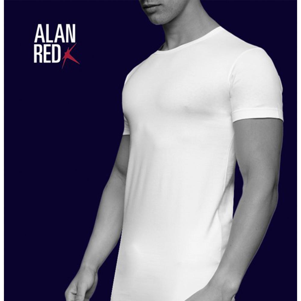 Alan Red Ottawa 2-pack in het Wit voor heren