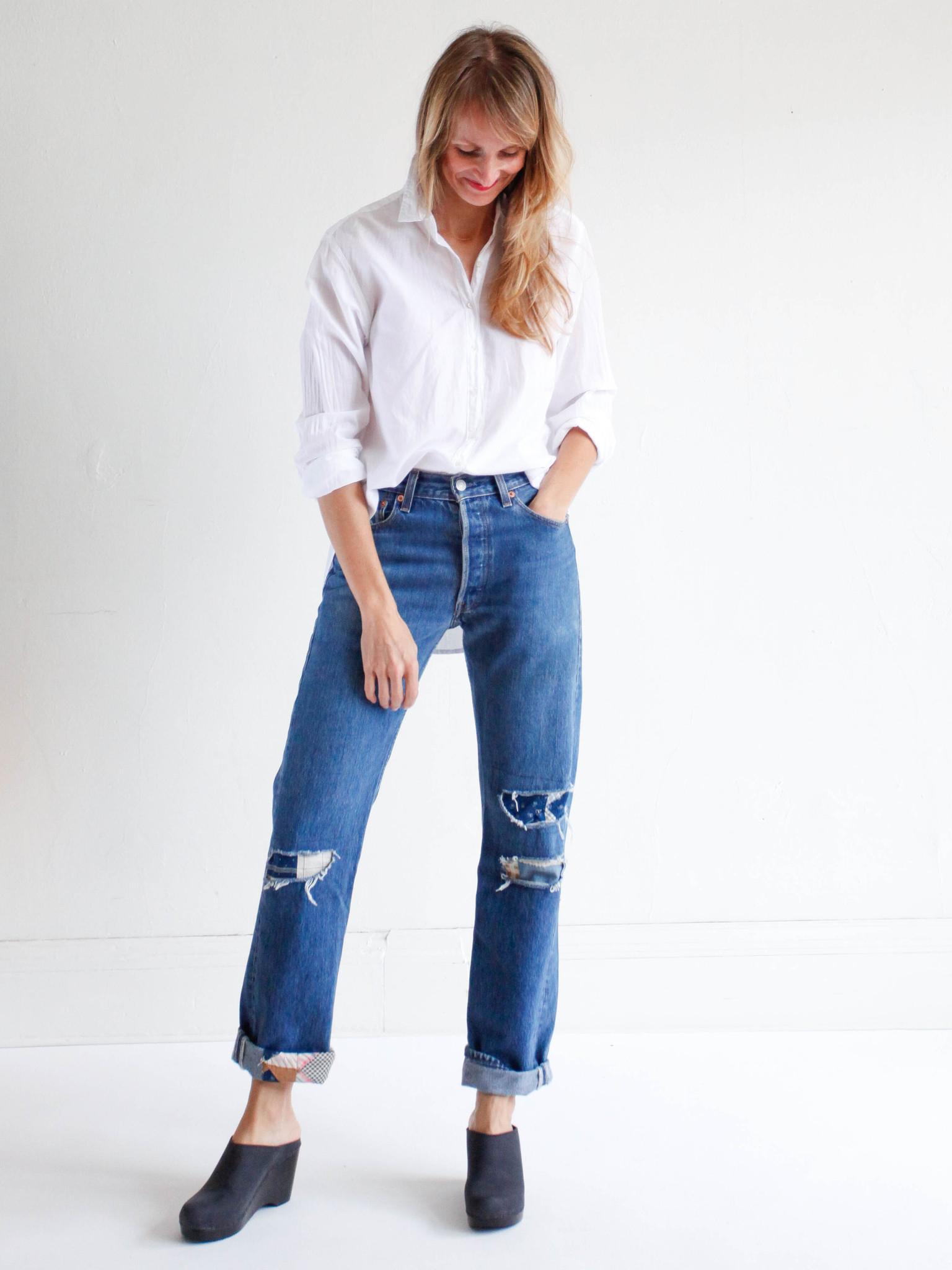 Xirena Beau Shirt in White