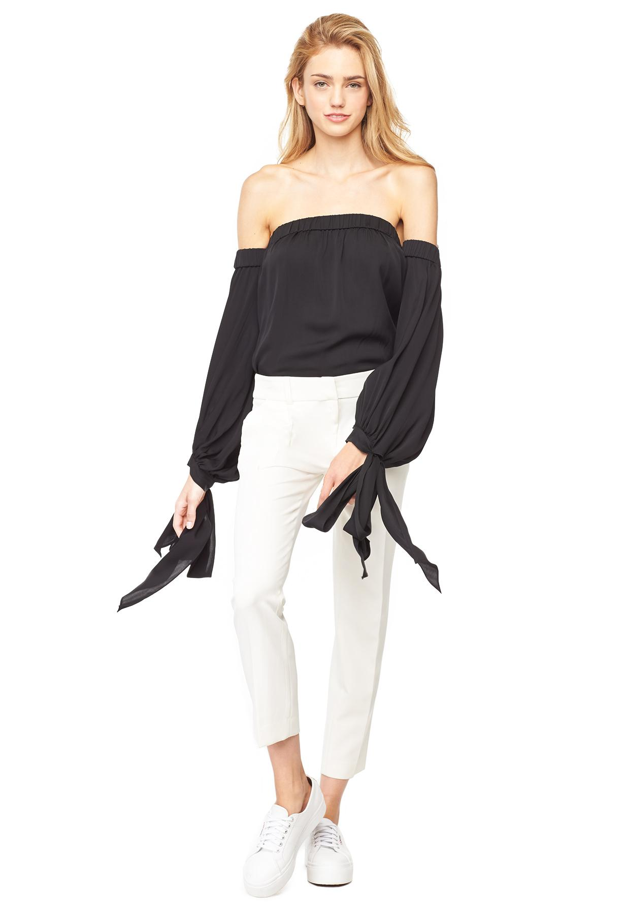 MILLY Womens Vicky Top