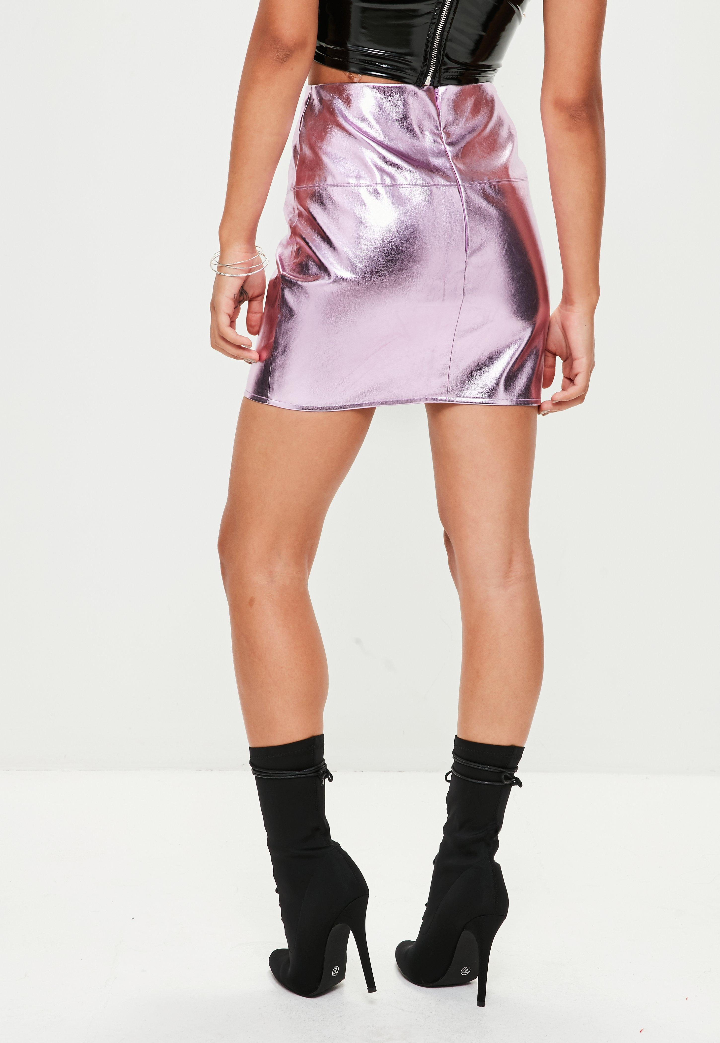 Obviously were Pink mini skirt congratulate, you