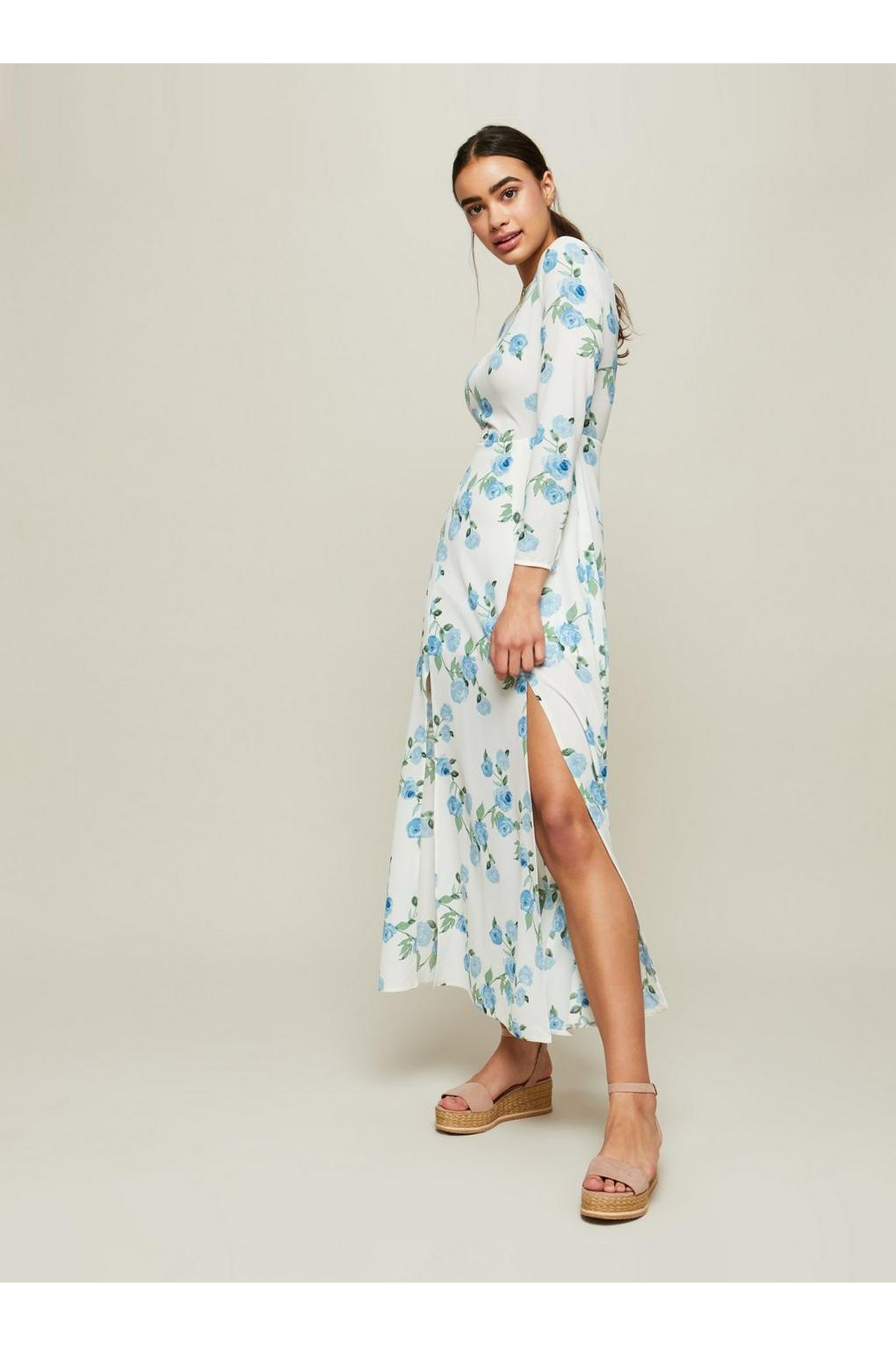 6b187b73d Gallery. Previously sold at: Miss Selfridge · Women's Floral Dresses ...