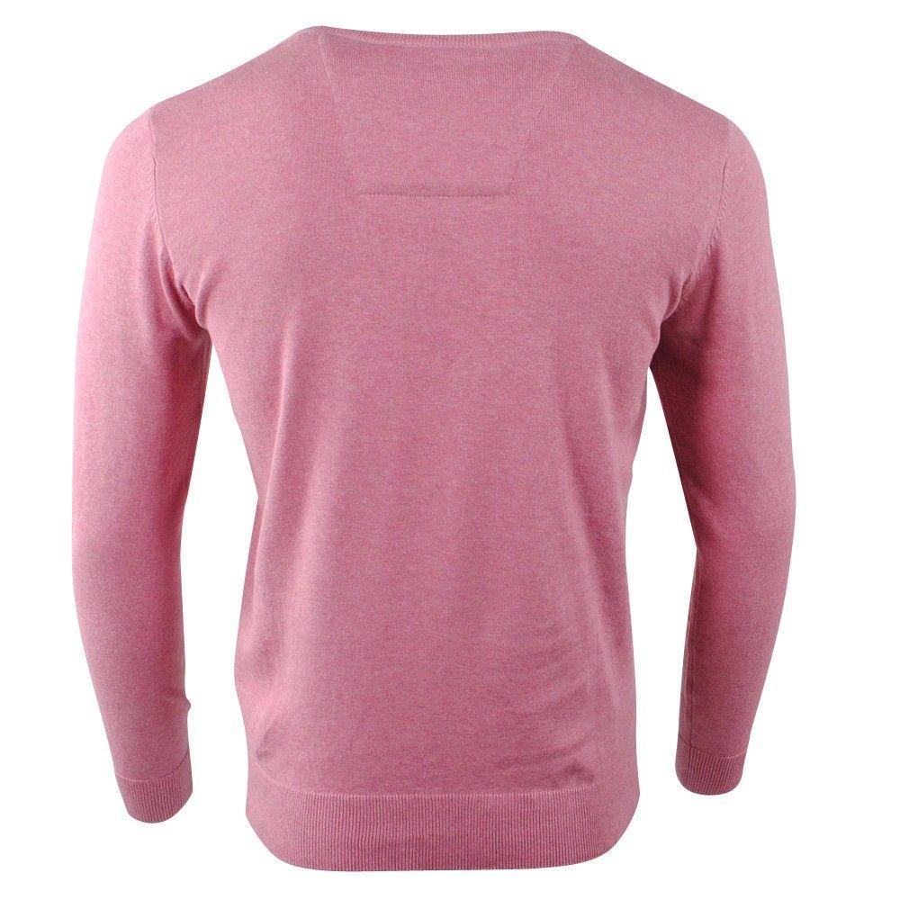Tom Tailor Heren Trui in het Roze voor heren