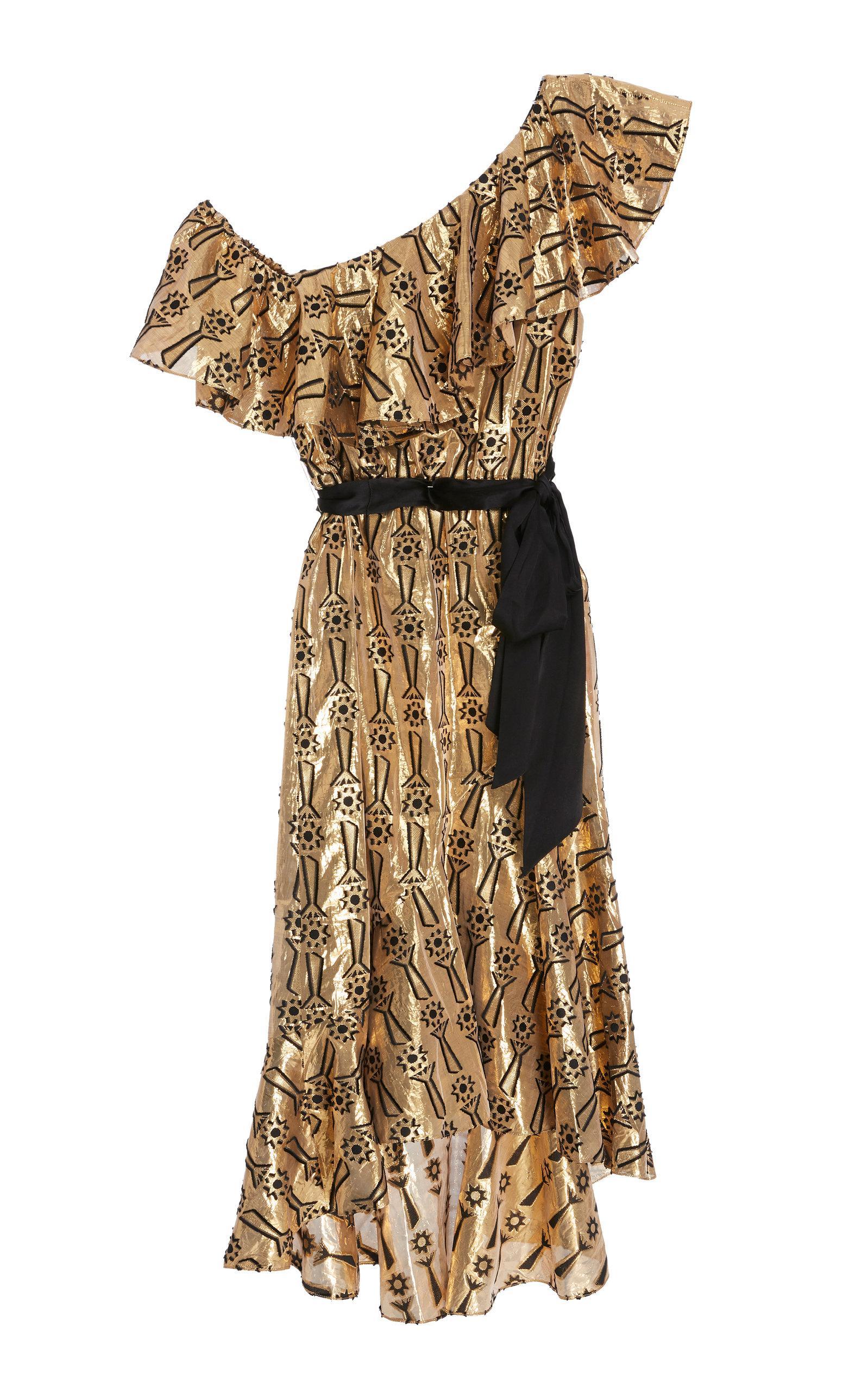 Eliska Long Dress Temperley London f3IvMOxdb