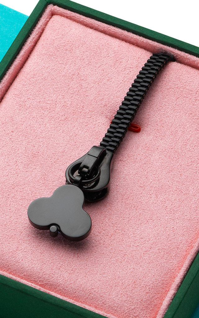 007a72f6cbef Chaos - Black Exclusive Stainless-steel Zip Lanyard - Lyst. View fullscreen