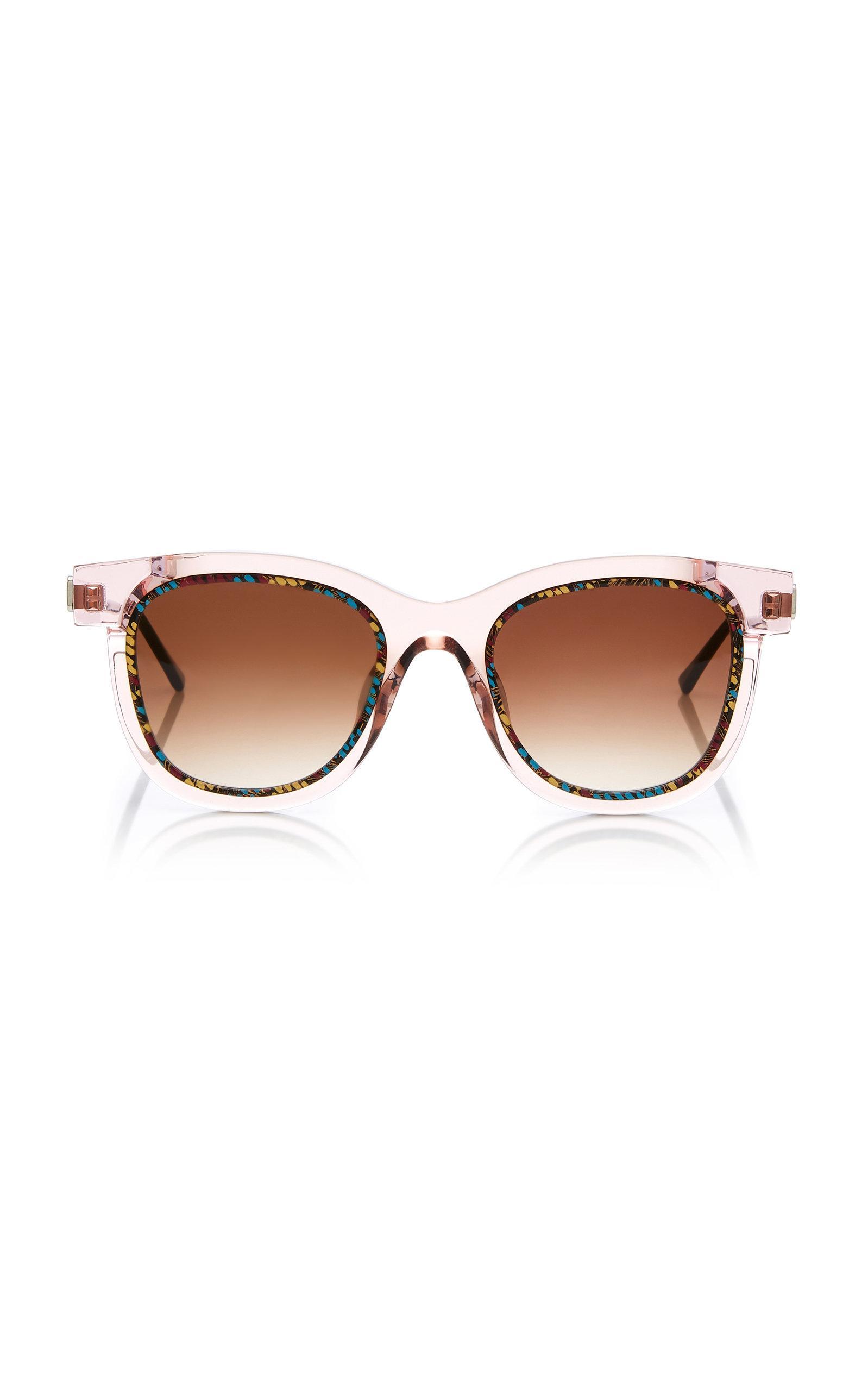 THIERRY LASRY Savvvy square sunglasses 6lBefUMGG