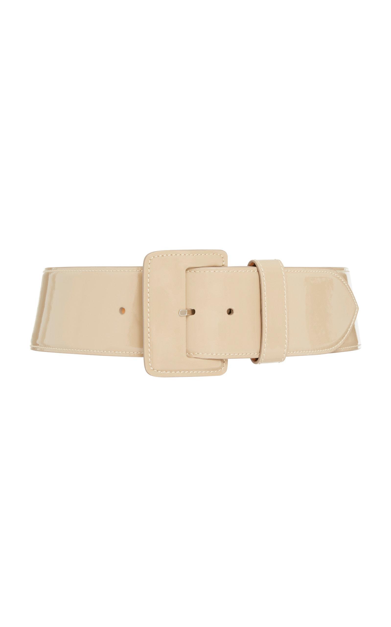 MO exclusive Leather Belt Maison Vaincourt EYLdBrpF4