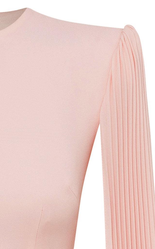 Nina Long Sleeve Lady Dress Alex Perry UgVm9zIx3