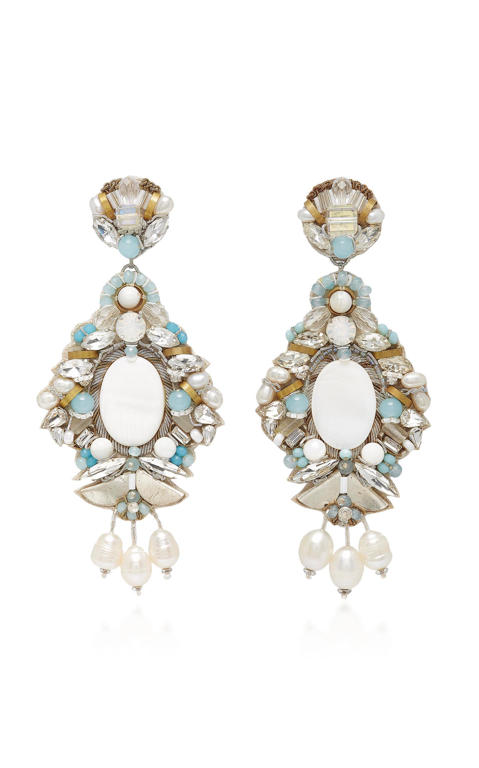 Ranjana Khan Phoenix Drop Earrings MYPeL0cYpG