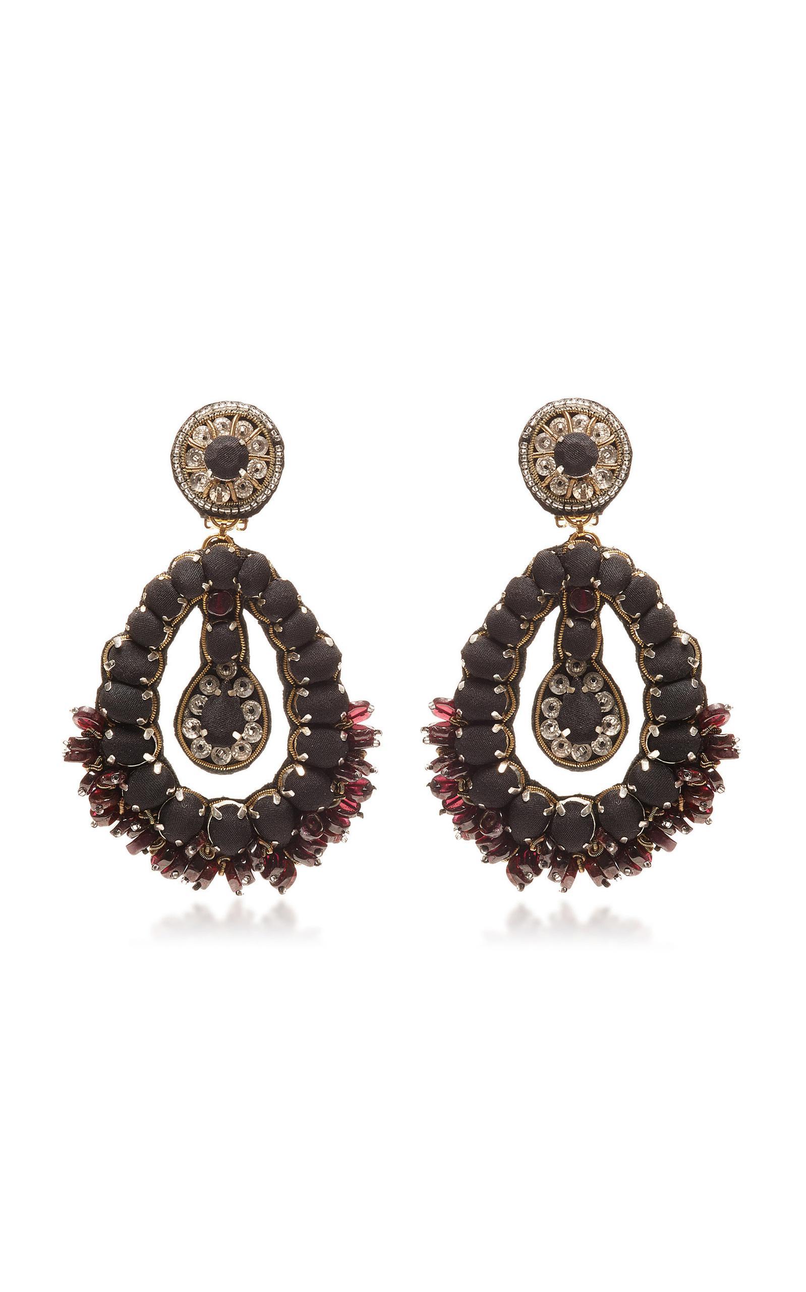 Ranjana Khan Phoenix Drop Earrings Svwj665X9z