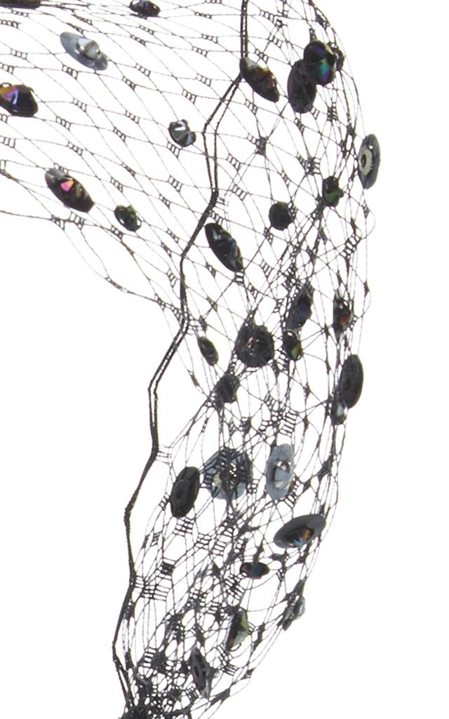 Cecile Embellished Veil Headband Gigi Burris Millinery HJGHYRta