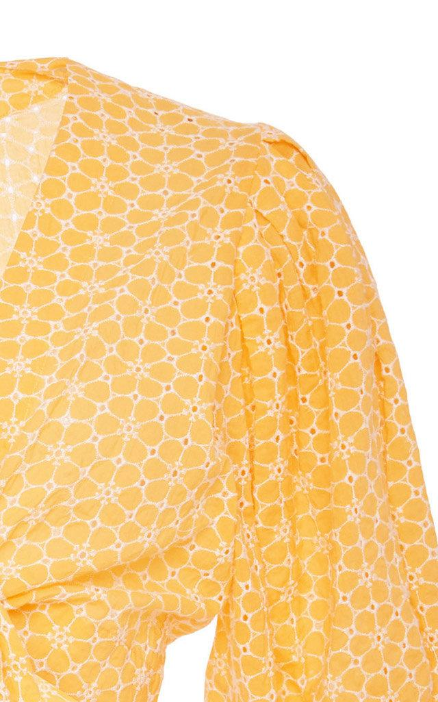 97370256e1d8 lisa-marie-fernandez-orange-Pouf-Eyelet-Tie-Cotton-Blouse.jpeg