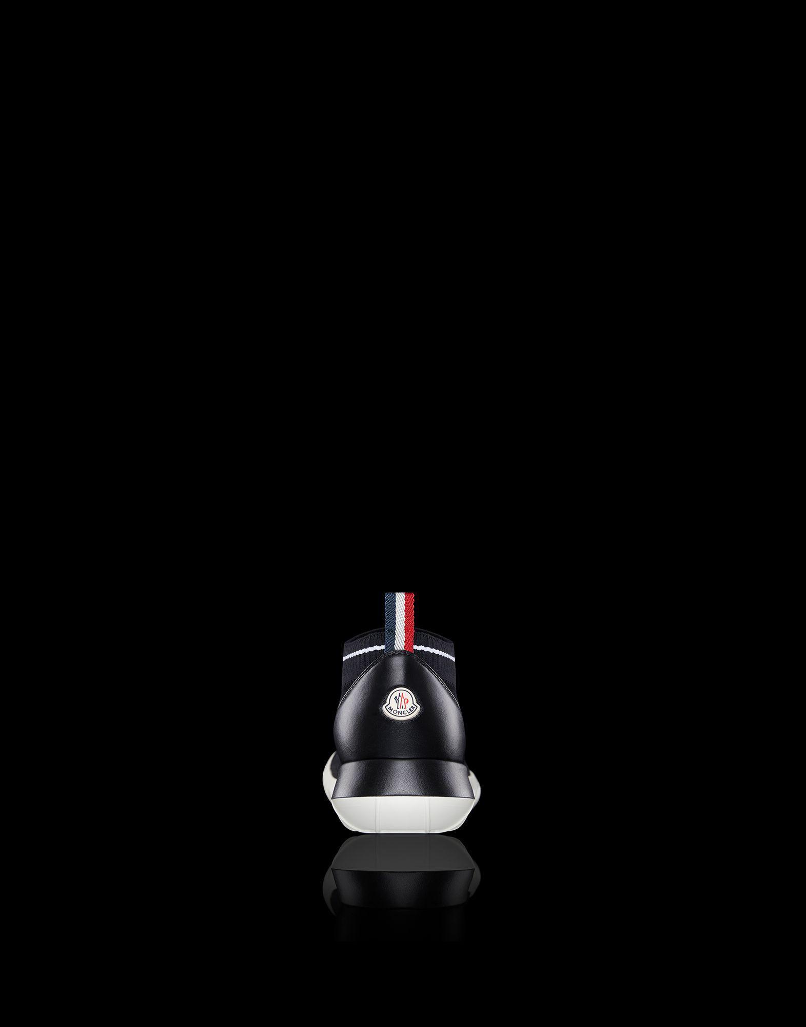 GIROFLEE Synthétique Moncler en coloris Noir