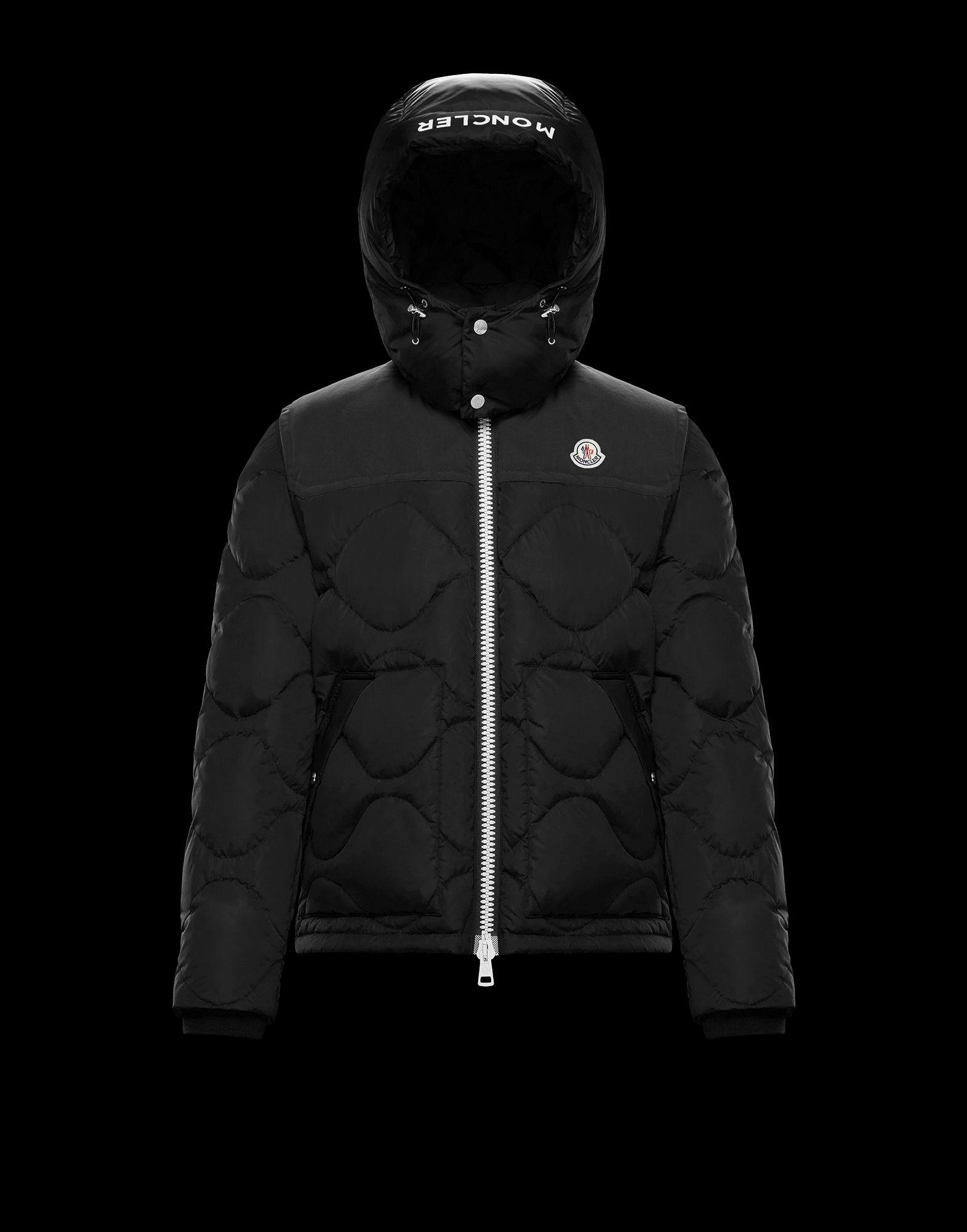 117fa5fc9 Moncler Arles in Black for Men - Lyst