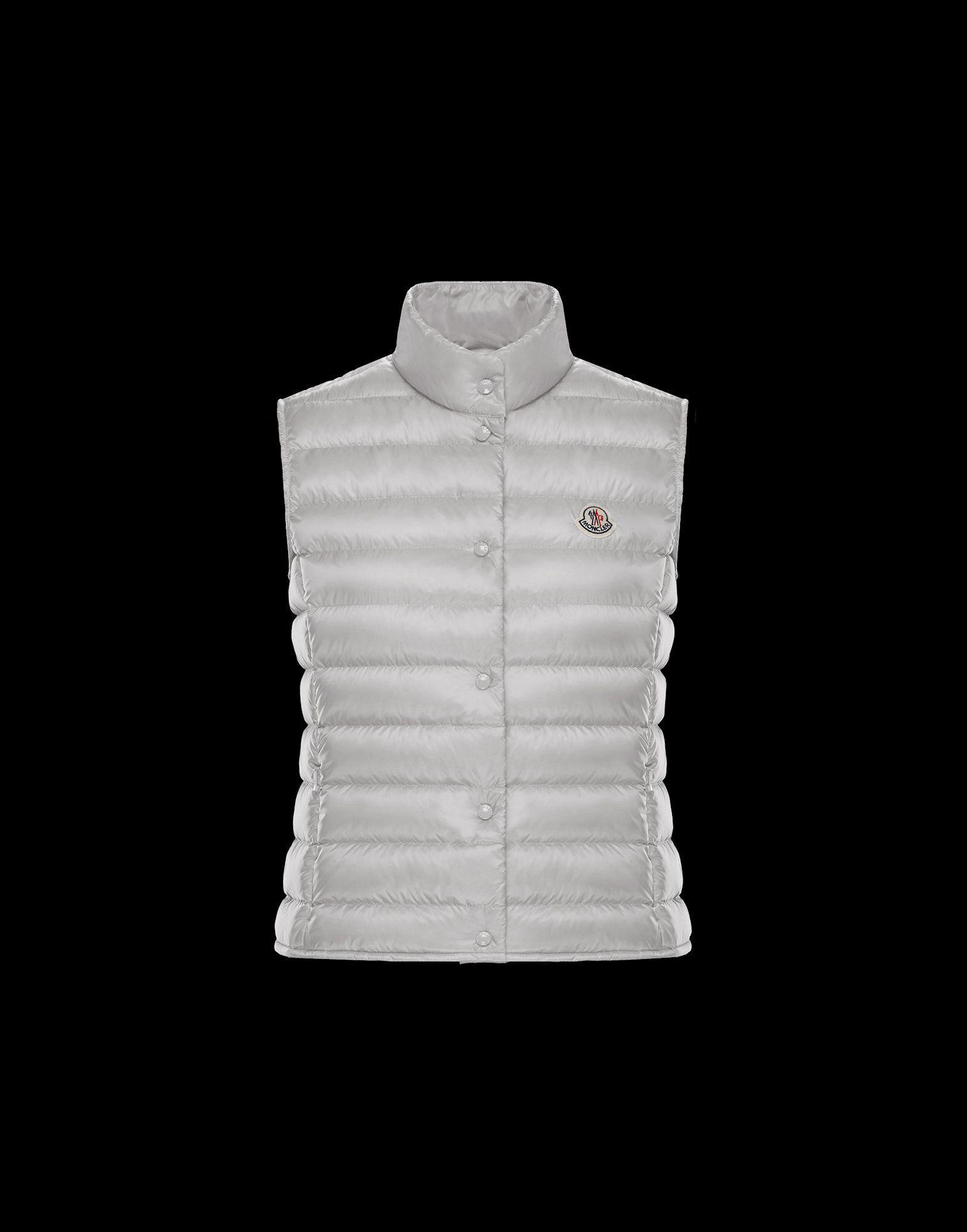 3ca678a29 Moncler Liane in White - Lyst