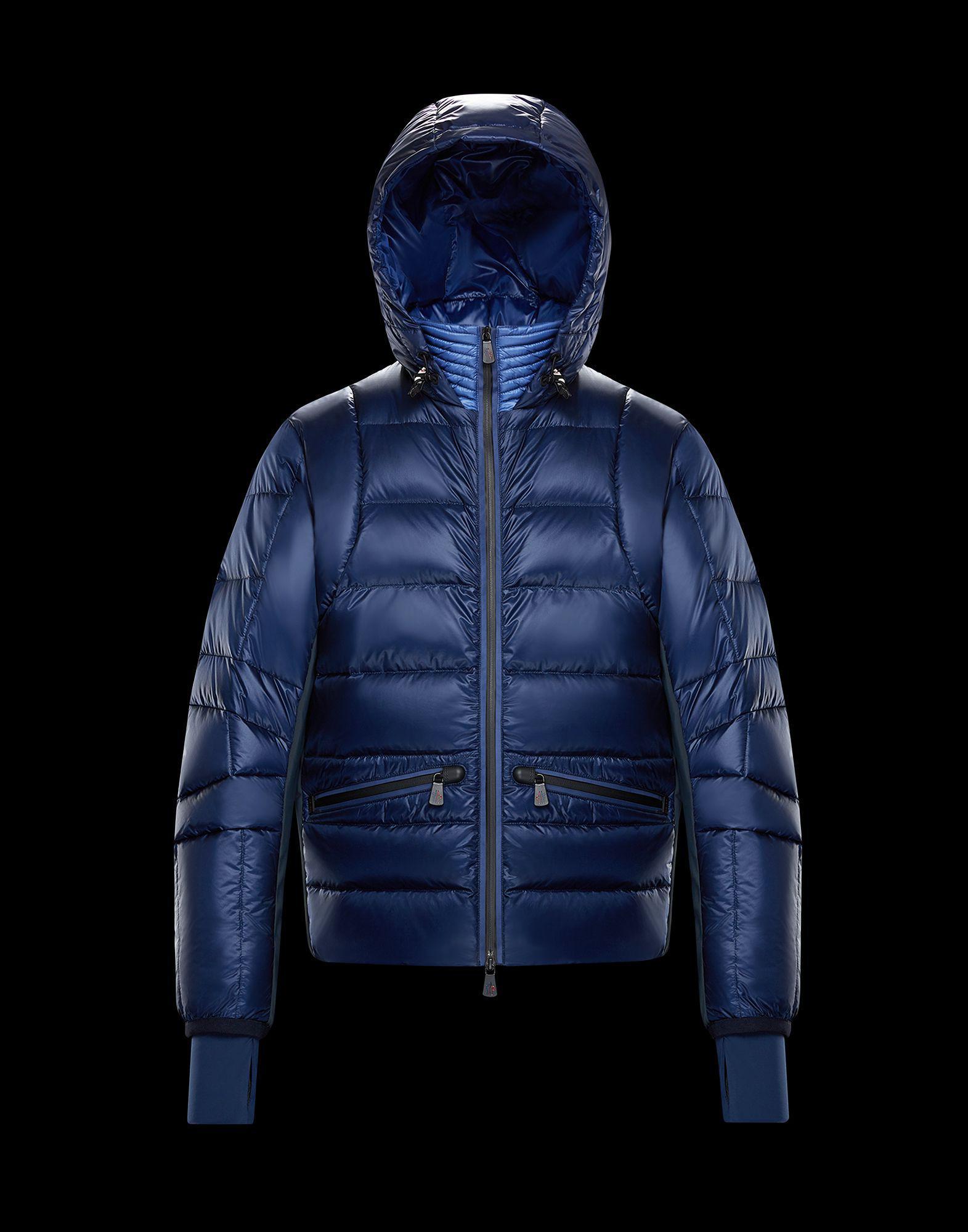 959e2babbd9dd Moncler Grenoble Mouthe in Blue for Men - Lyst