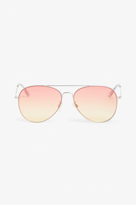 Monki Pilot Sunglasses