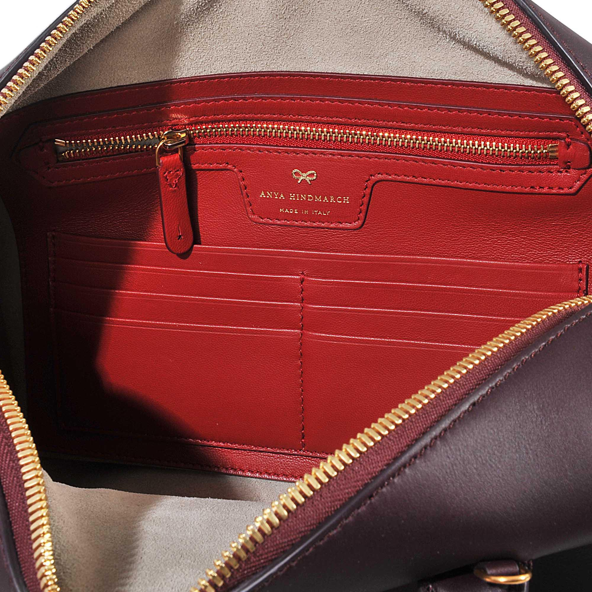 Cheap Sale Get Authentic Vere Barrel Victory Bag Anya Hindmarch Buy Online upLLot